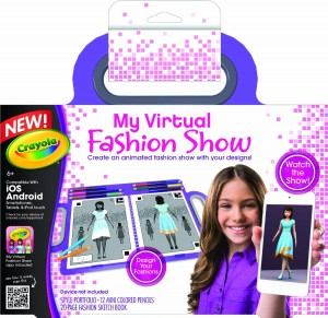 Crayola Virtual Fashion Show