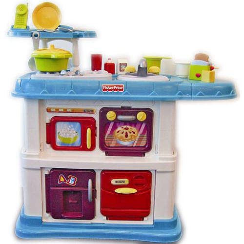 Fisher Price Kitchen Set For Kids