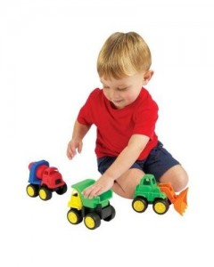Little Tuffie Trucks