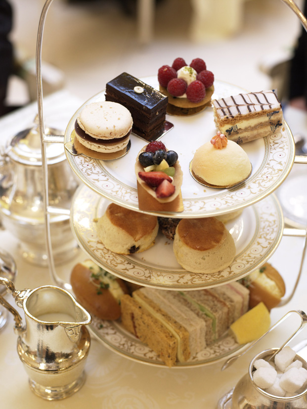 Holiday Teas Around Town - Charlotte Smarty Pants