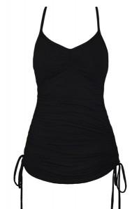 Black gwenyth_Activewear_Modern_Classic_Activewear_Top_Tunic_Rehearsal_Black_1_grande