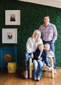 Jill Pleune Family