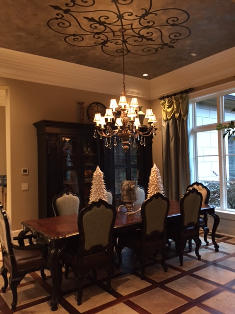 lila home dining room