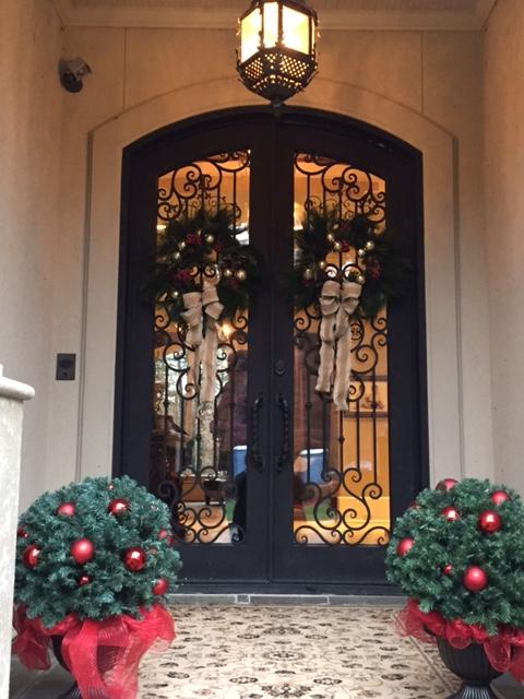 lila home front door