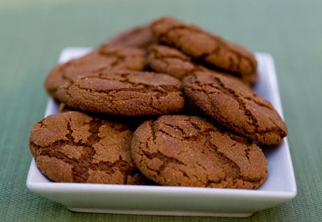 molasses-cookies