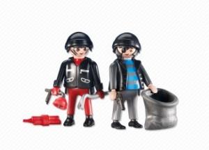 playmobil burglars