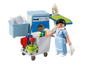 playmobil housekeeping