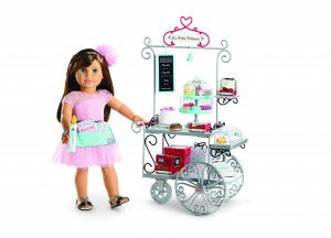 Grace Bakery Cart WS-HR