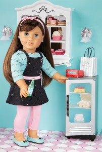 Grace Bakery Doll Set-LR