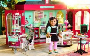 Grace Patisserie Doll Set-LR