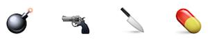 My favorite Emojis