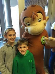 PBS Kids Curious George