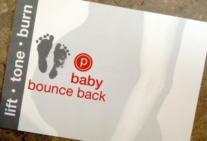Pure Barre Baby Bounce Back