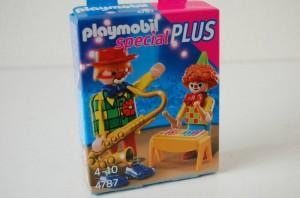 playmobill clowsn