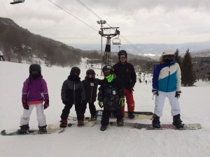 Plym Smarty Snowboarders