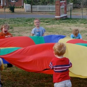 Parachute-Square