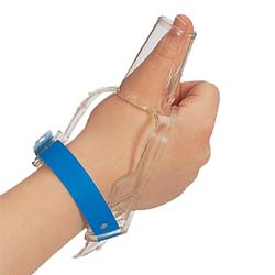 thumbguard device