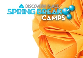 Discovery Place Spring Break Camps