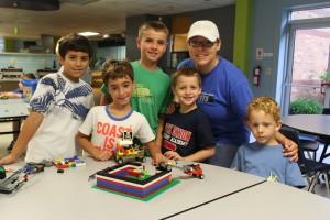 LEGO Education Camp - Charlotte Christian