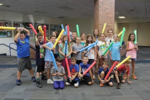 Summer Adventure Camp - Charlotte Christian