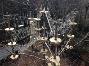 Camp Highlander Crow's Nest
