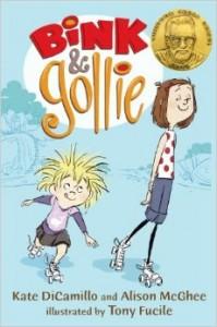 Bink & Gollie Cover