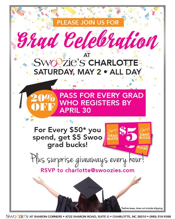 Charlotte Grad night signage(1)