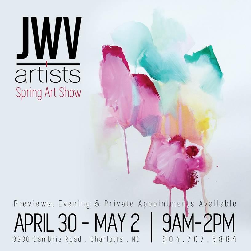 JWV Art Show 2015