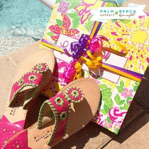 Palm Beach Sandals Mother's Day