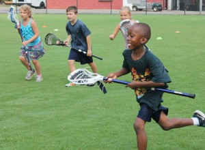 Camp Cannon Lacrosse