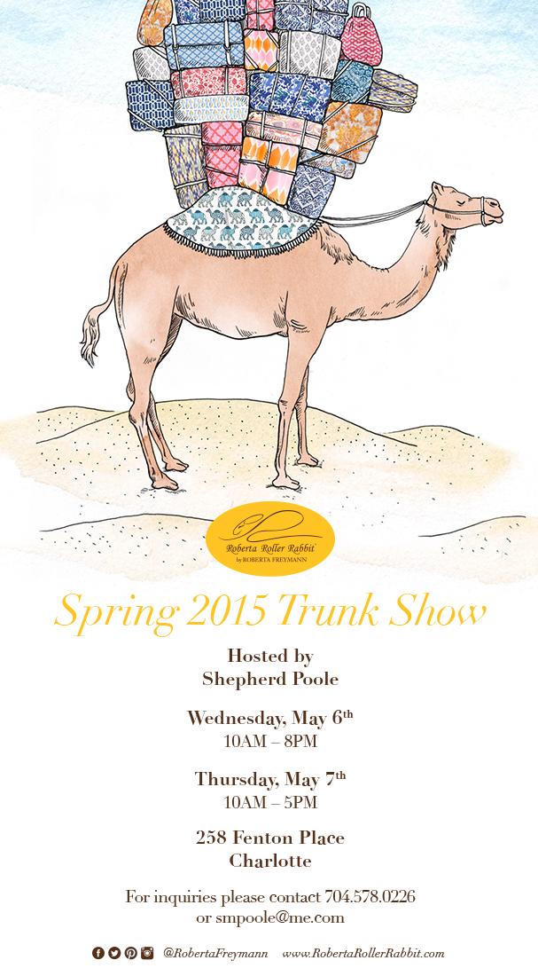 RRR-SpringTrunkShow2015_eblast_Charlotte_V4