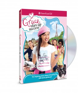 American Girl Grace DVD Cover
