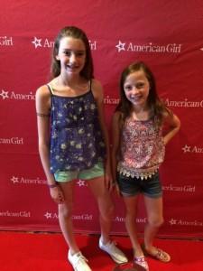 Smarty Tween American Girl Red Carpet