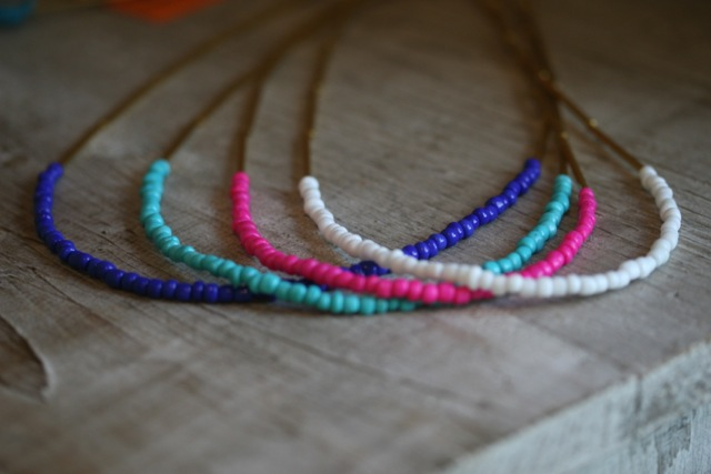 Erin McDermotts Beach Cabana Layering Necklace