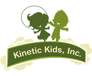 Kinetic Kids Color Logo