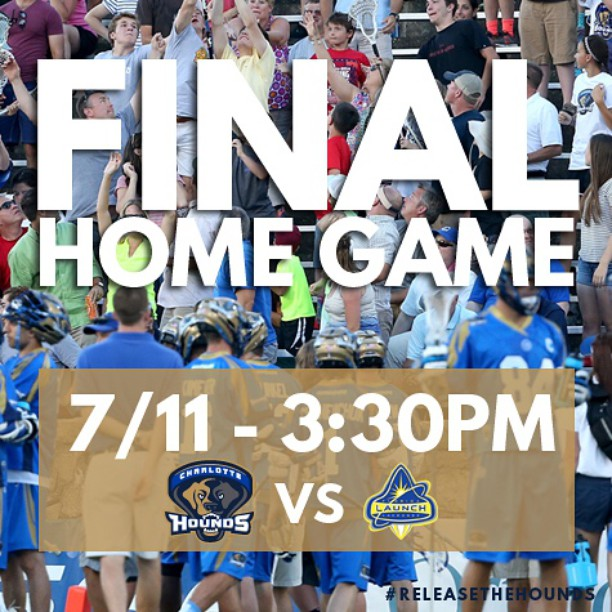 Charlotte Hounds Final Game