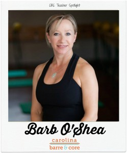 Carolina Barre Barb OShea
