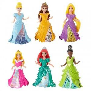 Disney Magi Clip dolls
