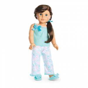 American Doll pjs
