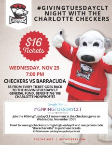 GivingTuesdayCLT Checkers