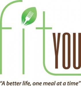 Logo FitYou with Slogan