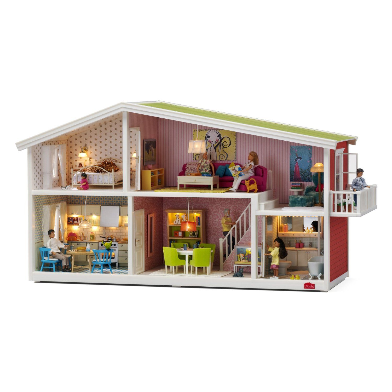 smaland doll house