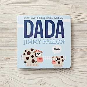 Jimmy Fallon Dada Book