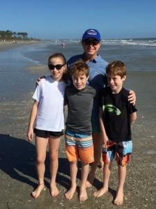 Palmetto Dunes Plyms at Beach