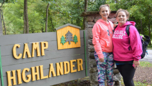 Camp Highlander Mother Daughter 3