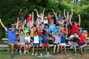 Charlotte Tennis Camp pic