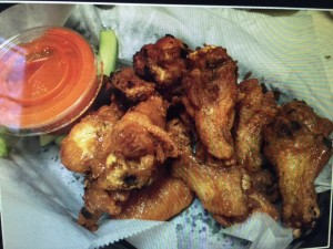 DD Peckers Wings