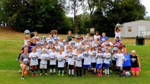 Charlotte Eagles Camp