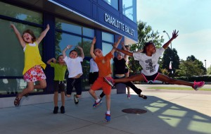 Charlotte Ballet Summer