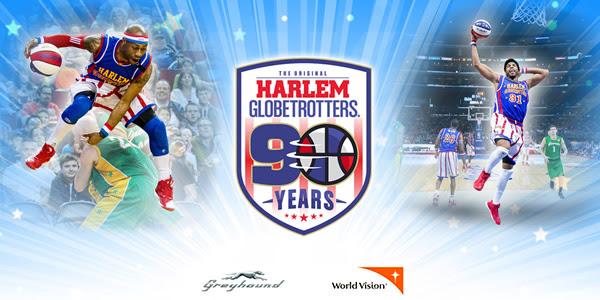 Harlem Globetrotters 2016